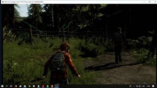 The Last Of Us on PC [RPCS3   Test #1]