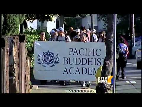 Pacific Buddhist Academy celebrates Bodhi Day