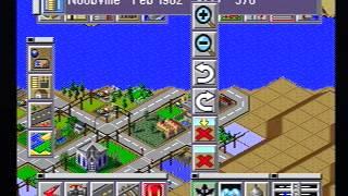 Lets Play Sim City 2000 (Part 2) ps1