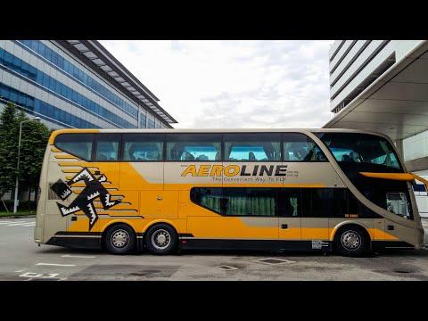 Malaysia to Singapore Luxury Coach