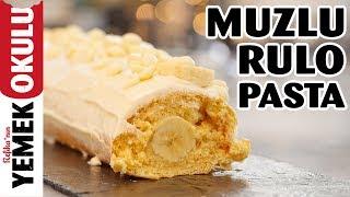 Muzlu Rulo Pasta Tarifi Video