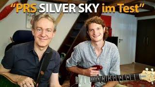 "Gitarre: ""Paul Reed Smith John Mayer - Silver Sky im Test"""