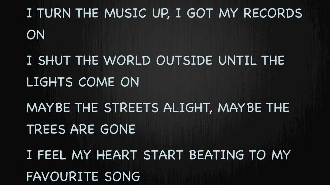 Download Coldplay - Every Teardrop Is A Waterfall (Lyrics HD)