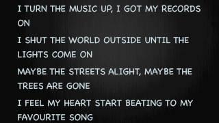 Coldplay - Every Teardrop Is A Waterfall (Lyrics HD)