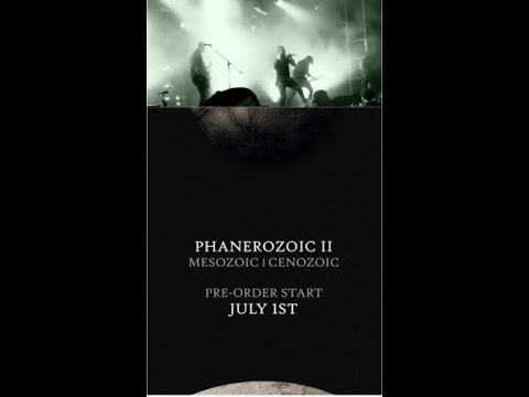 "The Ocean announce new album ""Phanerozoic II: Mesozoic 