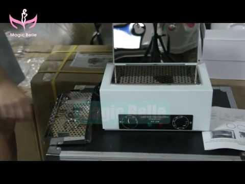 Magicbelle Hot air sterilizer video1
