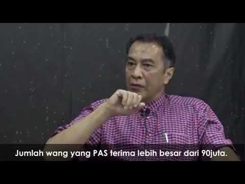 Penjelasan isu 90juta Affin Bank oleh Dato Husam Musa