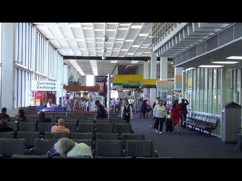 An HD Tour of JFK International Airport, Part 2: Terminal 2