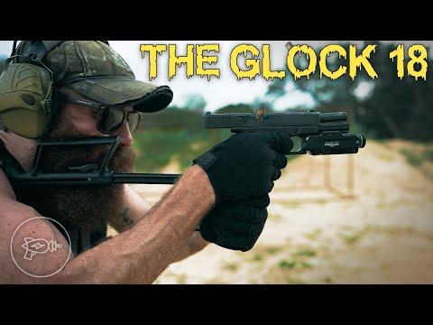 Glock 18: Machine Pistol 😬