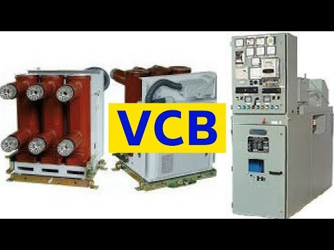 What is Vacuum circuit breaker || Working of VCB || Why to use VCB?