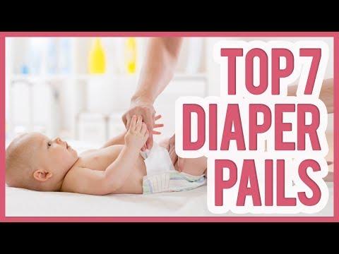 Best Diaper Pail 2019 – TOP 7 Diaper Pails