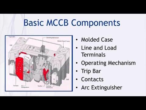 Molded Case Circuit Breakers Basics