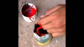 Repeat youtube video วิธีทำกบกระโดด ตอน3จุ่มสี