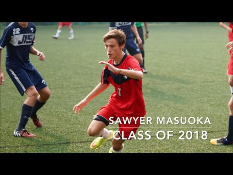 Sawyer Masuoka, Class of 2018 - College Soccer Recruitment