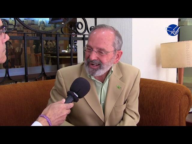 Elecciones Municipales 2019: Teófilo Amores, candidato de VOX a la alcaldía de Cáceres