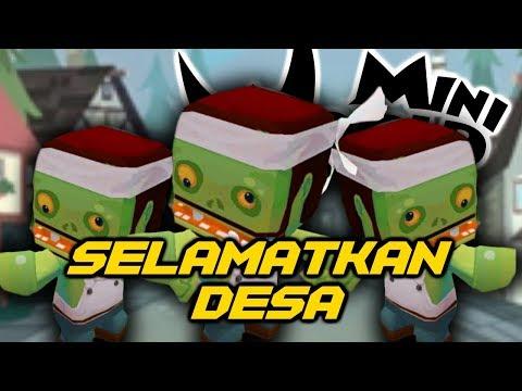 JOMBI JOMBI IMUT! - Minigames Mini World Block Art Indonesia