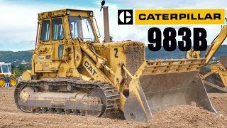 The Largest Cat Tracked Loader ever Produced (983B)