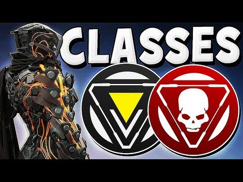 Anthem - ALL JAVELIN CLASSES & ABILITIES !!