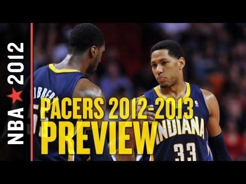 Indiana Pacers 2012-2013 NBA Season Previews and Predictions
