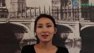 Отзыв Айданы Рыскуловой о стоматологии