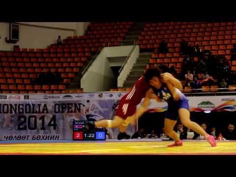 Mongolia Open 2014