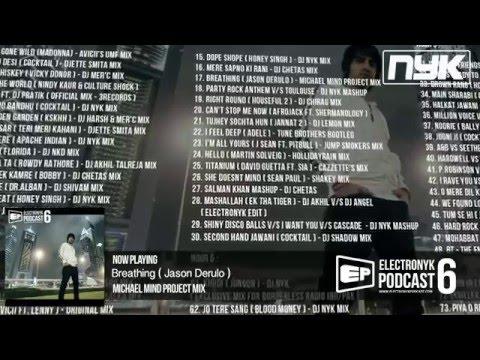 DJ NYK Presents ELECTRONYK PODCAST 6 ( Part 1 )