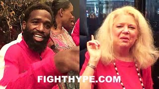 ADRIEN BRONER CALLS OUT WOMAN WHO TRIED TO SIGN HIM FOR