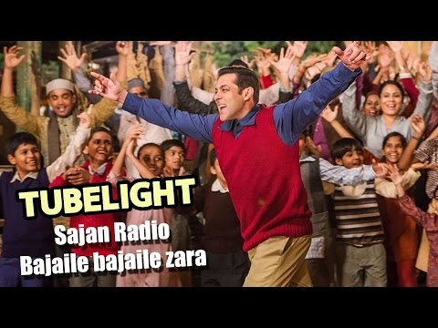 Thumbnail: Sajan Radio Bajaile Bajaile Zara Launch In Dubai | Tubelight