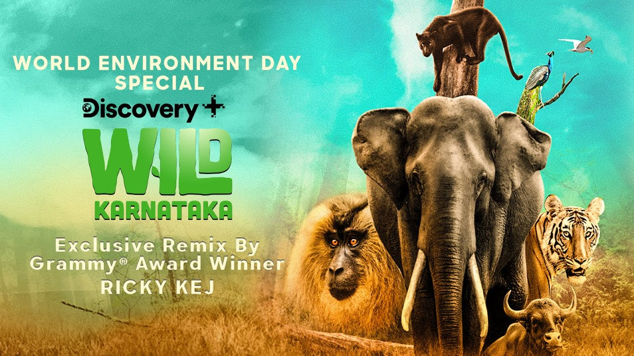 Discovery Plus Releases Music Video Celebrating Wild Karnataka