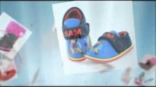 Kids Footwear at WolfStock UK
