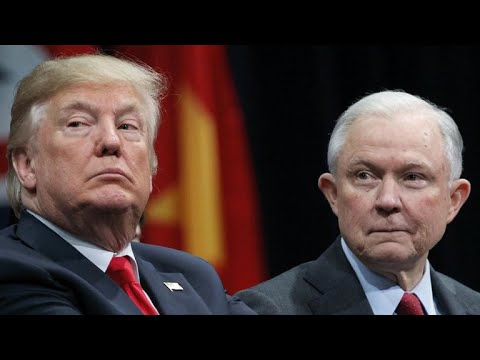 AG Jeff Sessions interviewed by special counsel
