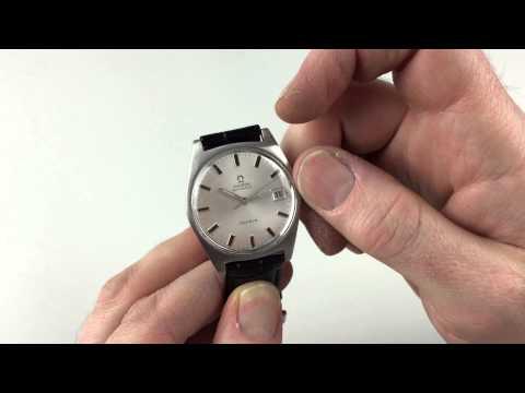 OMEGA vintage wristwatch, Genève Ref.166.041, circa 1969