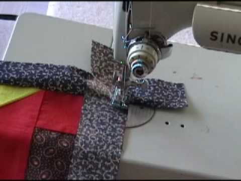 Adding Mitered Border to a Quilt - YouTube : mitered borders on quilts - Adamdwight.com