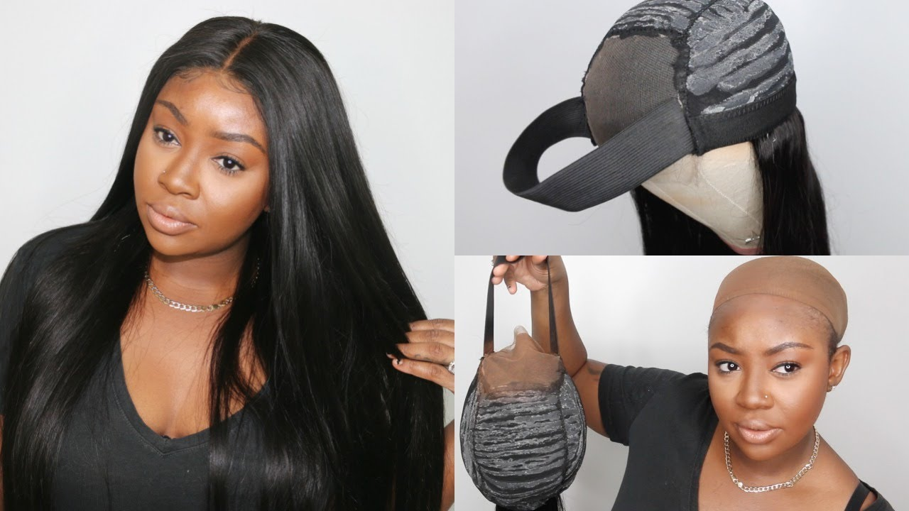 Highly Requested Elastic Band Method For Lace Closure Wigs Super Easy Talk Thru Virgo Hair Youtube