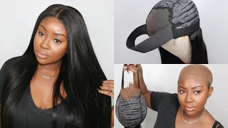 Highly Requested: Elastic Band Method For Lace Closure Wigs | Super Easy Talk Thru | Virgo Hair