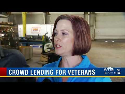 Crowd Lending for Veteran Small Business