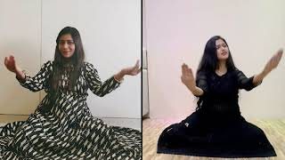 SAWARLOON DANCE COVER BY MANALI & VAIBHAVI