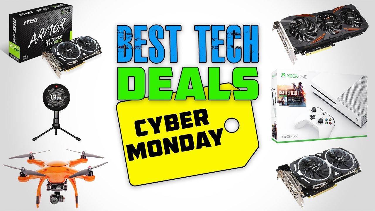 Best Cyber Monday Tech Deals 2016 Youtube