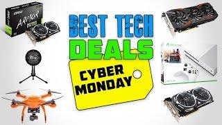 Best Cyber Monday Tech Deals! - 2016