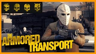 Armored Transport Deathwish Guide Payday 2