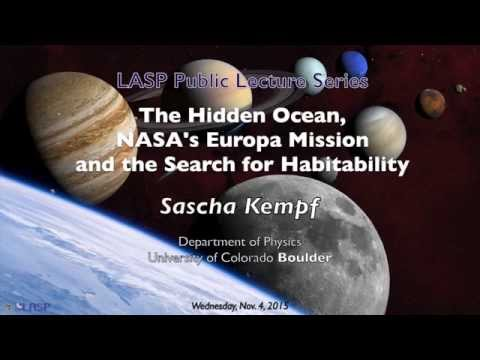 The Hidden Ocean, NASA's Europa Mission, and the Search for Habitability