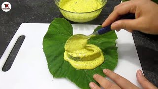 Lau Patay Ilish Paturi | How To Cook Hilsa Fish With Help Of Bottle Gourd Leaf