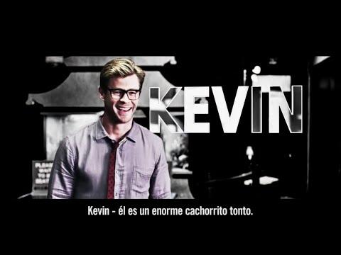 CAZAFANTASMAS | Conocé a Kevin (Chris Hemsworth)