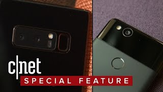 Galaxy Note 8 vs. Google Pixel 2 XL camera showdown