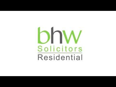 BHW Solicitors: A Guide to Conveyancing - A CMA Video Production