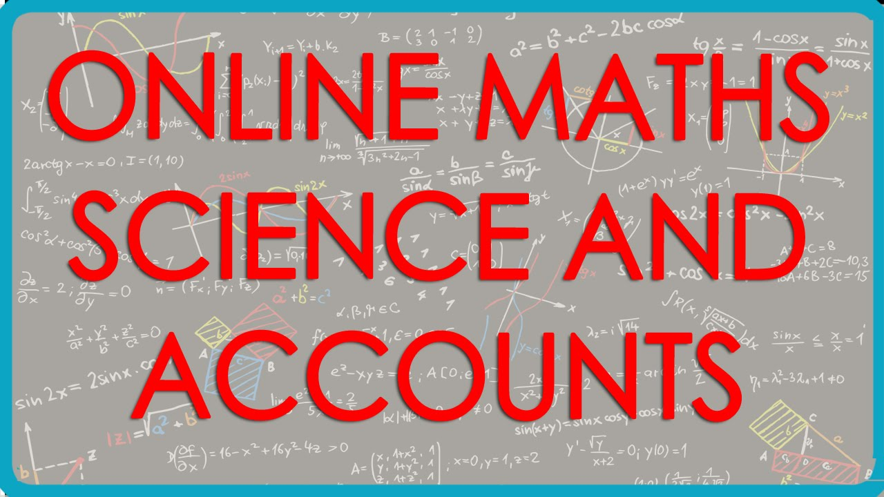 Class VI, VII, VIII, IX, X, XI and XII - Online Maths, Science and ...