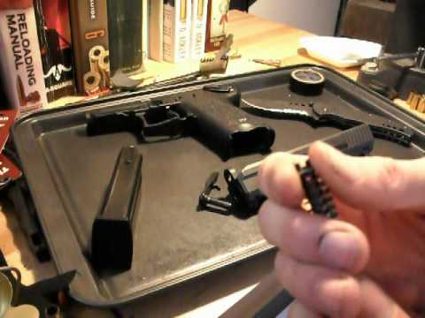 HK USP Disassembly and Reassembly Part 1 of 6