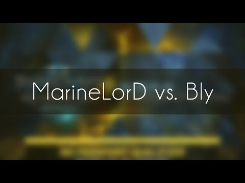MarineLorD vs. Bly - TvZ - Copa Intercontinental EU Passport Qualifier #1
