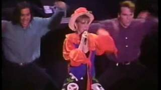 Watch Debbie Gibson One Step Ahead video