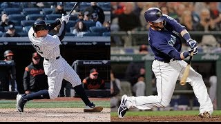 Seattle Mariners vs New York Yankees Highlights || June 21, 2018